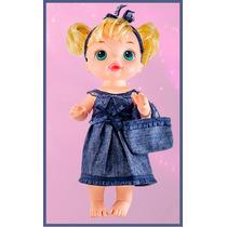 Vestido Boneca Baby A Live