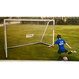 Portería De Fútbol Soccer De Acero Resistente Al Óxido
