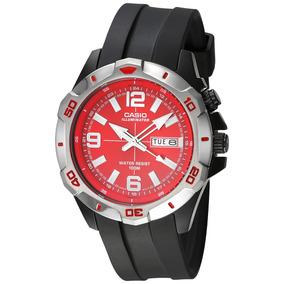 Casio Mtd-1082-4avcf Reloj Análogo, Hombre, Ovalado, Color