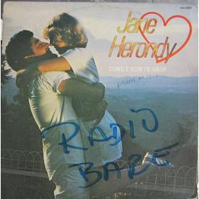 Compacto Jane E Herondy Como É Bom Te Amar