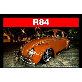 Roda Aro 17x6 Porsche Vw Fusca Kr R84 4x130 +parafusos+bicos
