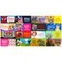 Etiquetas Stickers Adhesivos Para Marcar Útiles Escolares