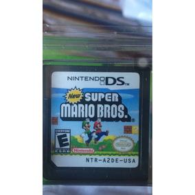 Súper Mario Bros Nintendo Ds Original Usado Excwlente