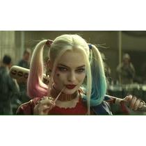 Peluca Harley Quinn Escuadrón Suicida Profesional Anime Show