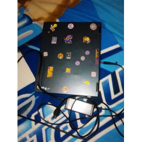 Laptop Hp Compaq Letras Rojas