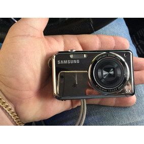Câmera Samsung Pl 120 14 Megapixels Zerada