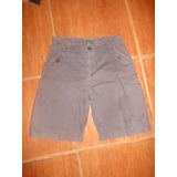 Short Blue Jeans Y Short De Tela Para Niño Varias Tallas.
