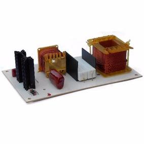 Crossover Pasivo 2 Vías 500 W Rms Con Protección Electronica
