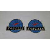Kit De Calcos Zanella Bambina