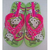 Chinelo Ipanema Hello Kitty Infantil