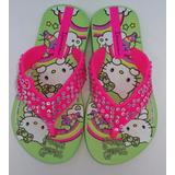 Chinelo Ipanema Hello Kitty Infantil