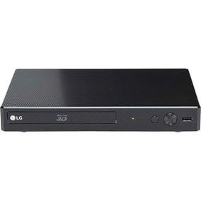 Blue-ray 3d Lg Bp-450 Com Smart Tv, Entrada Usb Full Hd 3d