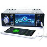 Radio Para Carro Usb Sd Aux Mp3 4.1 Hd 4x60w Excelente