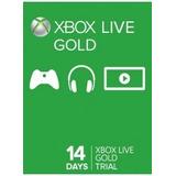 Xbox Live Gold Membresia 14 Dias