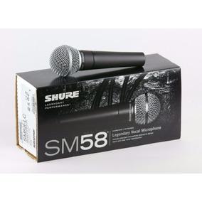Microfono Shure Sm58 Nuevo.original !!envio Gratuito¡¡