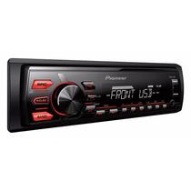 Stereo Pioneer Mvh-085ub - Mp3 - Usb - Aux - Radio