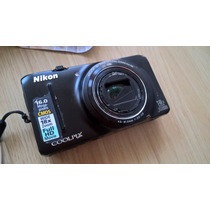 Camara Nikon Coolpix S9200 18x Zoom 16 Megapixeles. Fotos 3d