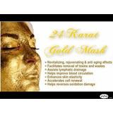 Mascarilla Facial Antiedad Con Colageno Gold Bio Bacc Origin