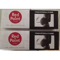 Cigarrillos Red Point Directo Tabacalera