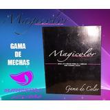 Oferta Gama De Mechas De Colores Tinte Magicolor (negra)