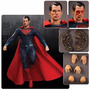 Superman Bvs Dawn Of Justice Mezco Envio Gratis