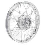 Roda Completa Dianteira Ybr 125 / Factor 125 Freio Tambor