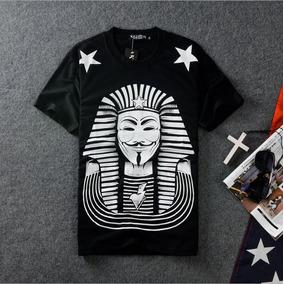 Camisa Swag, V For Vendetta, Camiseta Martone, Hip Hop,funk