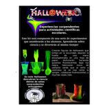 Material Didáctico Kit De Ciencia Para Halloween Para 7