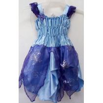 Vestido Para Disfraz De Hada O Mariposa, Talla 2-3, Usado
