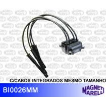 Bobina De Ignição Clio Logan Sandero Peug 206 1.0 16v Flex