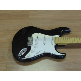 Guitarra Tagima T735 Stratocaster Preta 12389 Original
