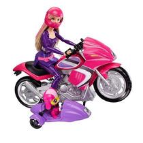 Filme Motocicleta E Pet Da Barbie - Mattel Dhf21