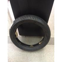 Pneu Pirelli 130/70-17 Traseiro Mt 75 Novo Twister Fazer 250