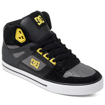 Tenis Hombre Spartan High Wc M Shoe By0 Spring 2016 Dc Shoes