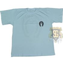 Camiseta Mm Masculina Malha Ferradura 6120 - Marchador Style