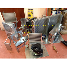 Condensador Serpentin 1hp Nuevo Para Unidad Condensadora
