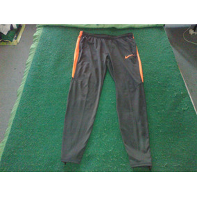 Pantalon Chupin Nike Squad Strike Tech En Talle M.