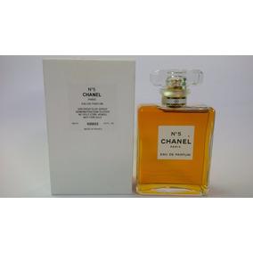 Perfume Chanel Nº5 Feminino Edp Tester 100ml-100% Original.