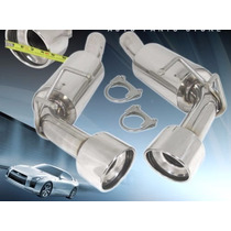 Sistema De Escape Chevrolet Camaro 2010-2012