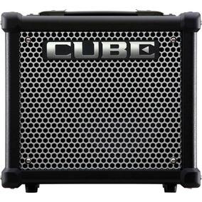 Cubo Amplificador Roland Cube-10gx | Guitarra | Efeito | 10w