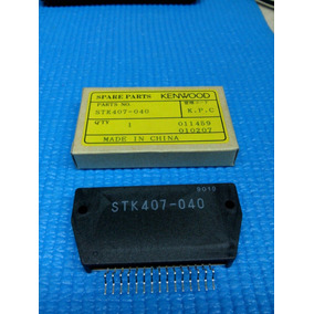 Circuiti Integrado Stk407-040 Para Kenwood Sony