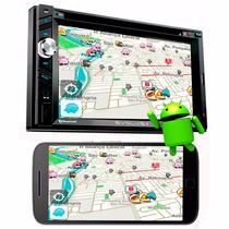 Dvd Multilaser Player 6.2 Polegadas Gps Tv Digital 2 Din