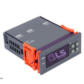 Termostato Digital Controlador De Temperatura + Fonte