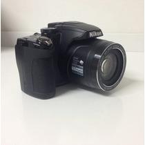 Câmera Digital Nikon Coolpix P500 - Salvador Ba
