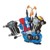 Motor Radical Hot Wheels Monte E Desmonte - Barão Toys