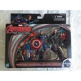Avengers Capitán América Black Widow - Nuevo