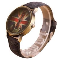 Reloj De Pulsera God Save The Queen