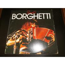 Lp Renato Borguetti, Fronteira, Disco Vinil, Ano 1989