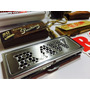 Kit Raw Boquilla Doble Máquina Para Armar Porta Seda Metal +