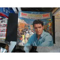 Elvis Presley Roustabout Lp Mono Usa Lpm-2999 1964